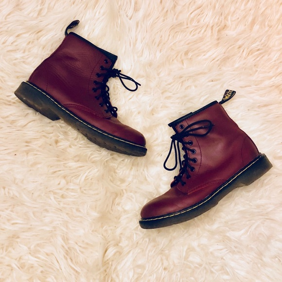 b623d2fd632d8 Dr. Martens Shoes | Dr Martens Junior Softy T Delaney Boots | Poshmark